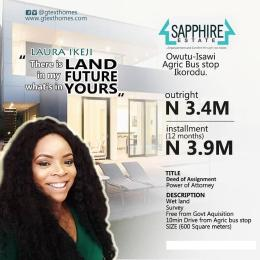Residential Land Land for sale Agric/ Isawo Ikorodu Lagos