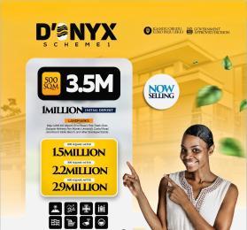 Residential Land for sale D'onyx Scheme 1, Igando Orudu. Eleko Ibeju-Lekki Lagos