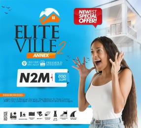 Residential Land for sale Elite Ville Estate Phase2, Less Than 10mins Drive From Alaro City. Epe Lagos