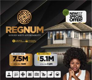 Residential Land Land for sale Regnum Estate, Eputu London, 2mins Drive From Lekki Epe Expressway. Lekki Lagos
