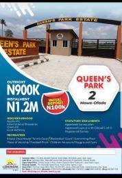 Commercial Land Land for sale Lagos-ibadan expressway Mowe Obafemi Owode Ogun