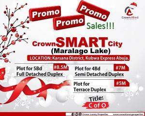 Land for sale FCT Karsana Abuja