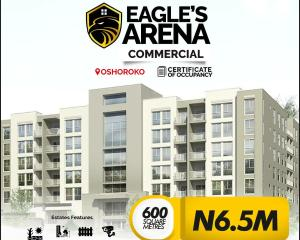 Commercial Property for sale Eagle's Arena. Free Trade Zone Ibeju-Lekki Lagos