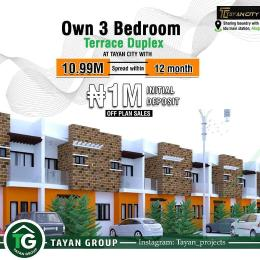 3 bedroom Residential Land Land for sale Tayan City Idu Abuja
