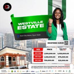 Residential Land Land for sale ... Ado Odo/Ota Ogun