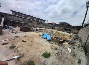 Commercial Land Land for shortlet ... Akoka Yaba Lagos