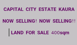Residential Land for sale Kaura (Games Village) Abuja