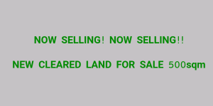 Residential Land for sale Along Trade More Road Lugbe Abuja