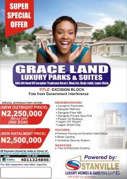 Mixed   Use Land for sale Graceland Luxury Park & Suites Okun Ise Village, Ibeju Lekki Ise town Ibeju-Lekki Lagos