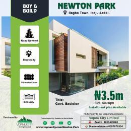 Mixed   Use Land for sale Newton Park Ilagbo Town Ibeju Lekki Ise town Ibeju-Lekki Lagos