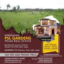 1 bedroom mini flat  Residential Land Land for sale Ikota Lekki Lagos