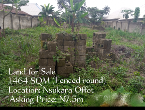 Commercial Land Land for sale Uyo Akwa Ibom
