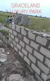 Land for sale Graceland Luxury Park & Suites Okun Ise Village, Ibeju Lekki Ibeju-Lekki Lagos