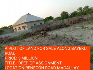 Mixed   Use Land Land for sale yomi catalyst  Igbogbo Ikorodu Lagos