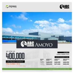 Residential Land Land for sale Amoyo Ilorin Kwara