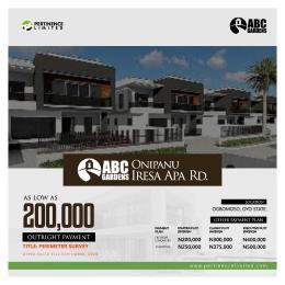 Residential Land Land for sale Onipanu Iresa Apa Road Ogbomosho Oyo