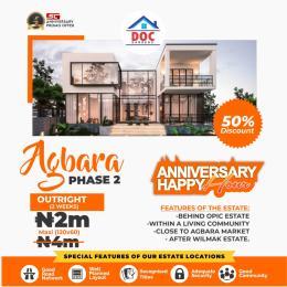Residential Land Land for sale DOC GARDEN Agbara Agbara-Igbesa Ogun