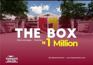 Mixed   Use Land Land for sale Akaran Road Olorunshogo, off Lagos Ibadan Express. Iwo Rd Ibadan Oyo