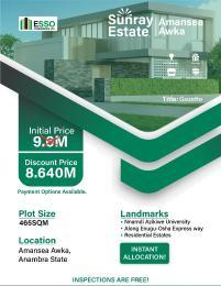 Mixed   Use Land for sale Sunray Estate Awka North Anambra