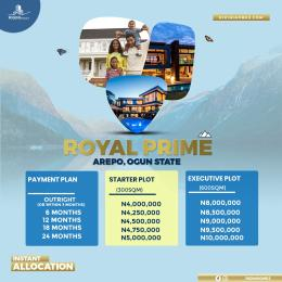 Mixed   Use Land Land for sale Royal Prime Arepo Arepo Arepo Ogun