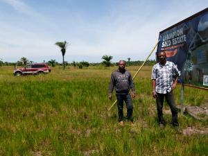 Land for sale Champion Seed Estate, Ode-Omi, 15mins from Lacampagne Tropicana Resort Ibeju-Lekki Lagos
