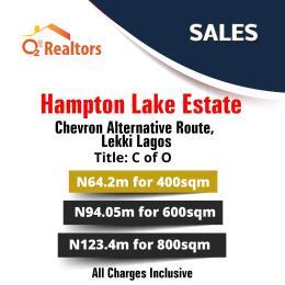 Mixed   Use Land for sale Hampton Lake Estate, Chevron Alternative Route, Chevron, Lagos Nigeria chevron Lekki Lagos