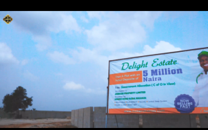 Mixed   Use Land Land for sale Delight Estate Idera Scheme Directly Facing Lekki Epe Expressway Eleko Ibeju-Lekki Lagos