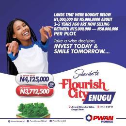 Residential Land Land for sale Flourish city Enugu Enugu