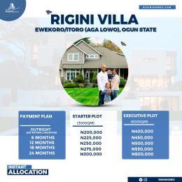 Residential Land Land for sale Ewekoro/Itoro  Papalanto Ewekoro Ogun