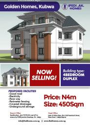 5 bedroom Residential Land Land for sale Cadastral Zone F14, Bazango After Aso Savings Before Dantata Estate Kubwa Kubwa Abuja