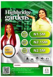 Mixed   Use Land for sale Highbridge Garden Ibeju Lekki LaCampaigne Tropicana Ibeju-Lekki Lagos