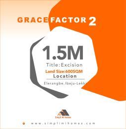 Land for sale Grace Factor 2, Elerangbe Ibeju Lekki Eleranigbe Ibeju-Lekki Lagos