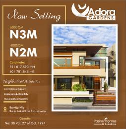 Mixed   Use Land for sale Adora Gardens Ilamija Nla Ibeju Lekki/ Epe Expressway Eleko Ibeju-Lekki Lagos
