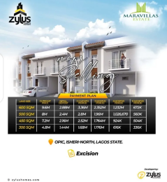 Mixed   Use Land Land for sale Maravillas Estate In Opic Isheri North Gra Opic Isheri Egbe/Idimu Lagos