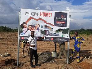 Residential Land Land for sale Ita Oshin, opposite Midgal Steel Company, Abeokuta. Ewekoro Ogun