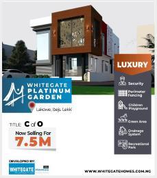 Residential Land for sale White Gate Platinum Garden, Lakowe Lagos. Lakowe Ajah Lagos