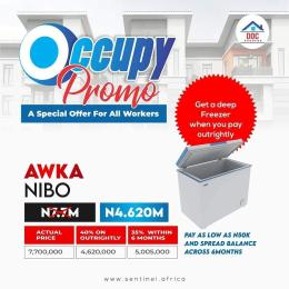 Residential Land Land for sale Doc Garden Estate Nibo Awka,very Close To Amawbia Junction Anambra Anambra
