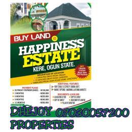 Land for sale 6, Obada Town, Abeokuta Adigbe Abeokuta Ogun
