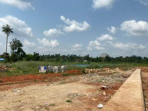 Serviced Residential Land for sale Queens Castle Okun Akodo Ibeju Lekki, After La Champagne Tropicana LaCampaigne Tropicana Ibeju-Lekki Lagos