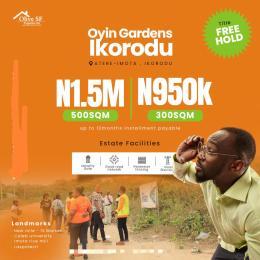 Residential Land Land for sale - Ikorodu Ikorodu Lagos