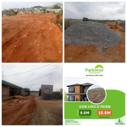 Residential Land Land for rent Packway garden Bucknor Isolo Lagos
