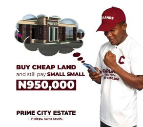 Serviced Residential Land Land for sale Directly Facing Express Anambra Cargo Airport Ihiala Anambra