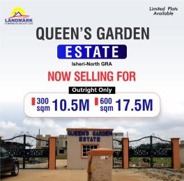 Residential Land Land for sale Queens Garden Estate Isheri North G.R.A Iganmu Orile Lagos