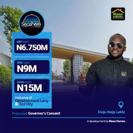 Serviced Residential Land for sale Seashores Estate Eluju Ibeju Lekki Eluju Ibeju-Lekki Lagos
