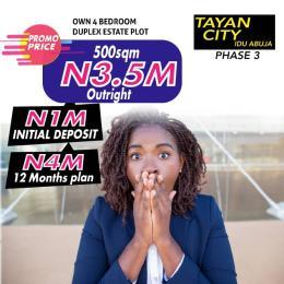 Residential Land for sale Tayan City Idu Phase 3 Abuja Idu Abuja
