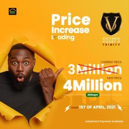 Mixed   Use Land Land for sale Vicyoria Court Trinity Estate ibeju Lekki Eluju Ibeju-Lekki Lagos