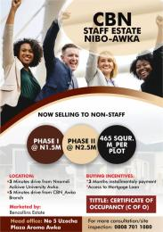 Residential Land Land for sale ... Awka South Anambra