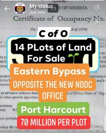 Mixed   Use Land Land for sale EASTERN BYPASS, OPPOSITE NDDC  New Layout Port Harcourt Rivers