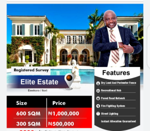 Mixed   Use Land Land for sale  Onigbedu road,  ewekoro itori Ewekoro Ogun