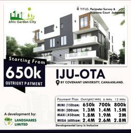 Mixed   Use Land Land for sale Afri Garden City Iju Ota by Covenant University Canaan Land  Ota GRA Ado Odo/Ota Ogun